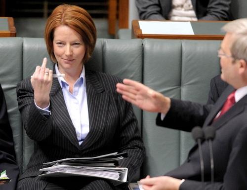pm of australia