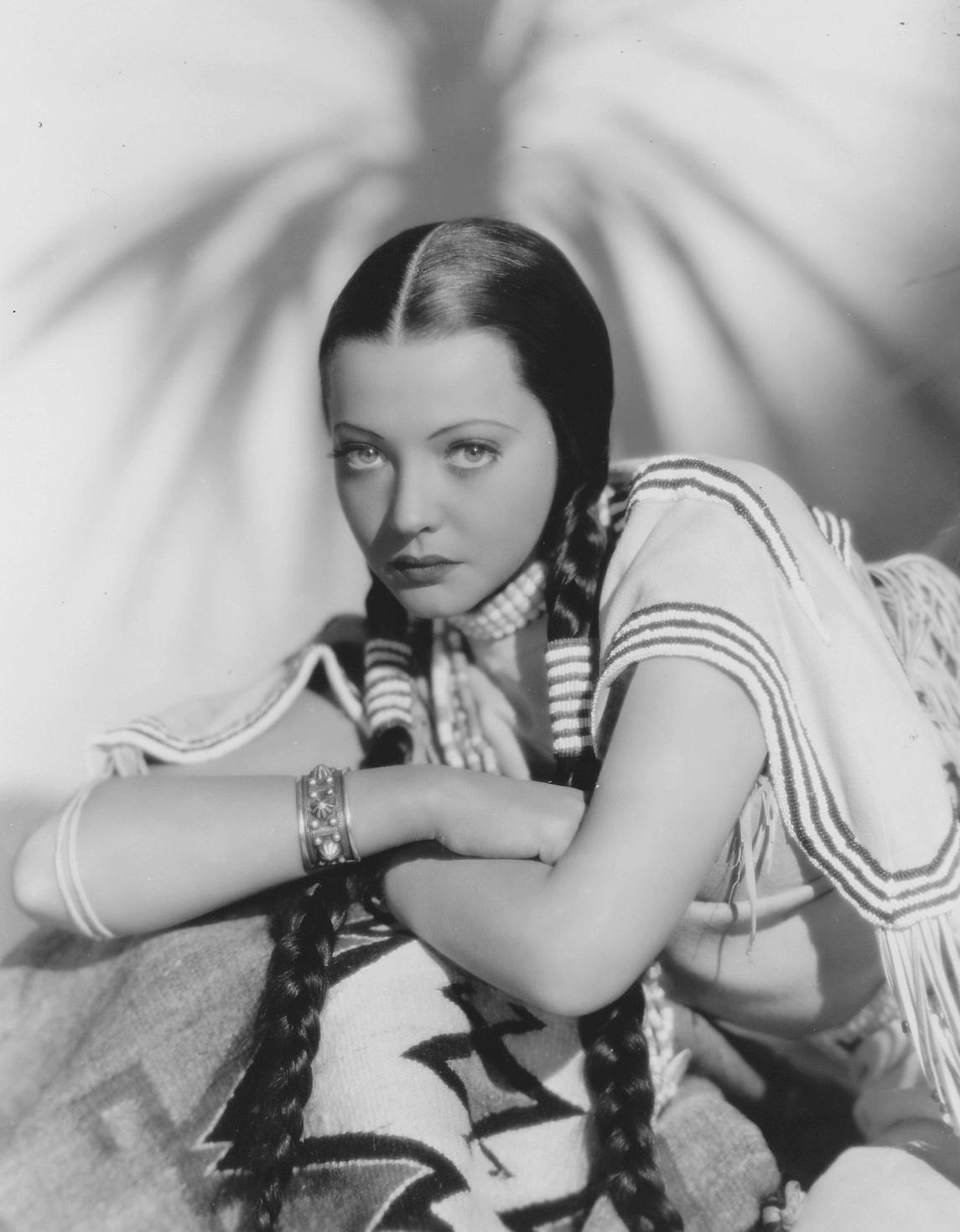 Sylvia Sydney, actress from the1930s