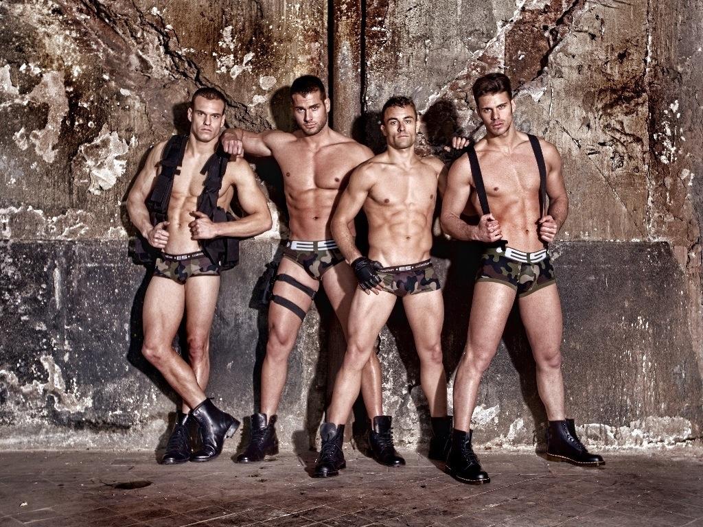 Spanish Underwear Models