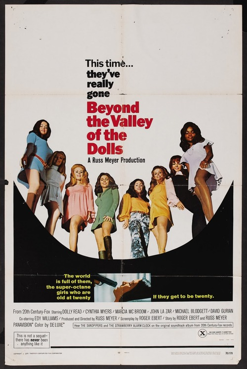 Beyond the Valley of theDolls