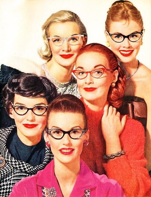 1956 Eyeglasses
