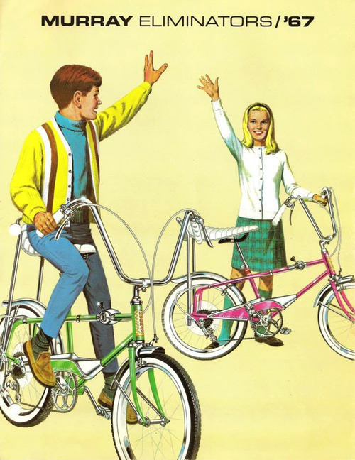 bicycles 1967