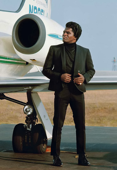 The Godfather of Soul, James Brown