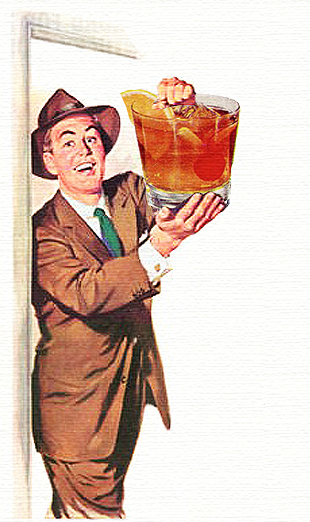 Here, have an Old Fashioned!