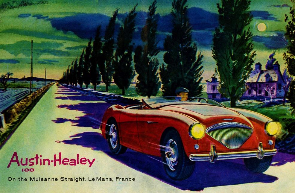 1955 Austin-Healey