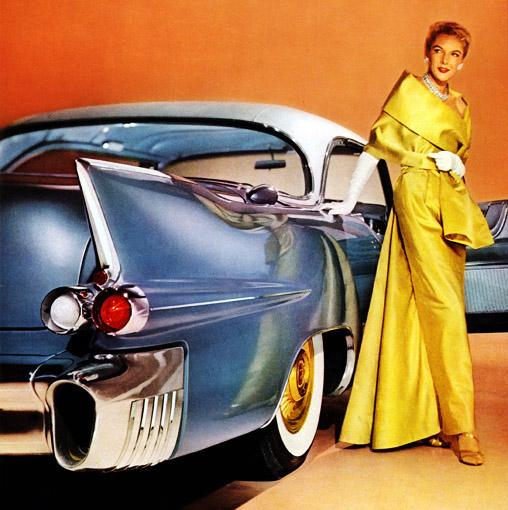 1958 Cadillac El DoradoSeville