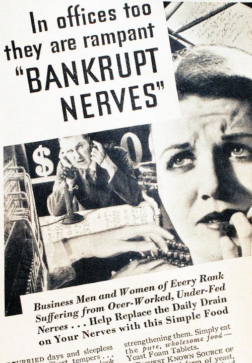 bankrupt nerves