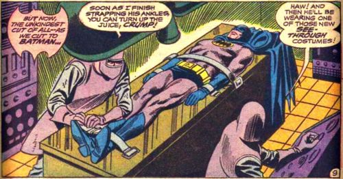Getting kinky with Batman (WTF?)