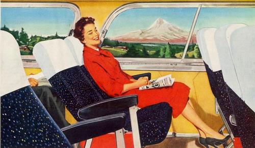 bus 1950s