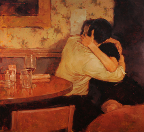 Cafe Lovers, by Joseph Lorusso