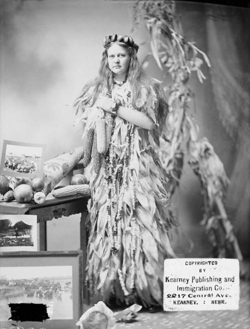 Corn Child, 1800s