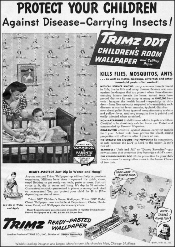 DDT WALLPAPER