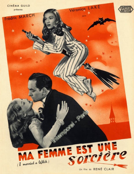 Ma Femme est une Sorciere/My Wife is aWitch