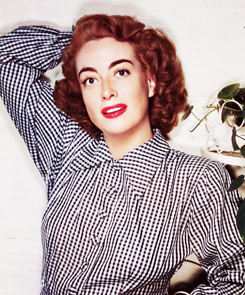 "Joan Crawford in ""Daisy Kenyon"", 1947"