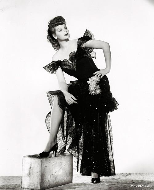 Lucille Ball, 1947