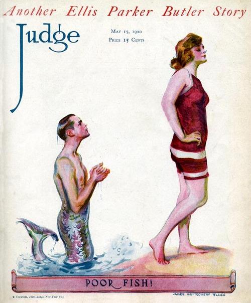 Merman, 1920