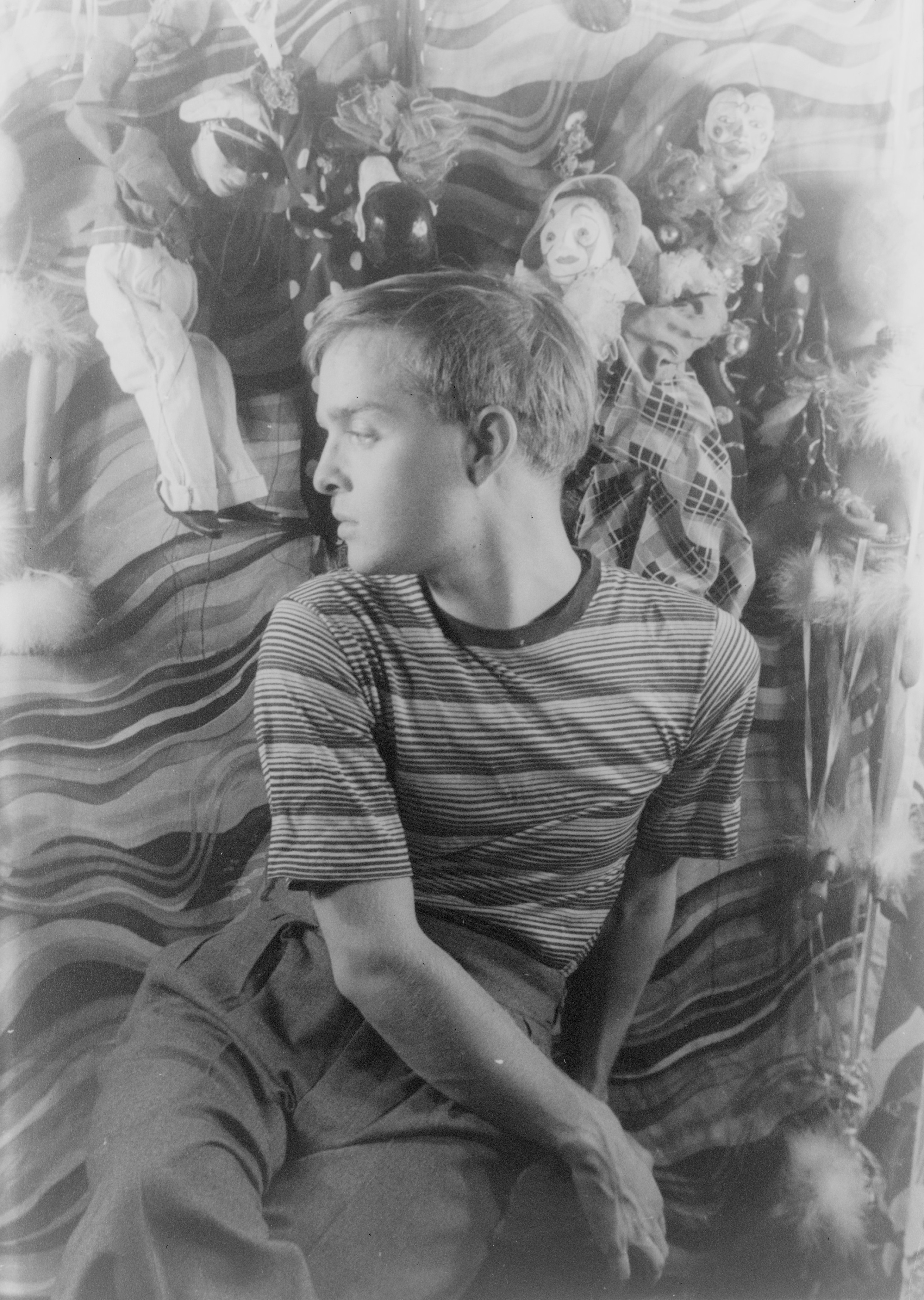 Truman Capote, 24 years old,1948