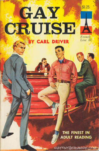 Gay Cruise – 1950s pulpfiction