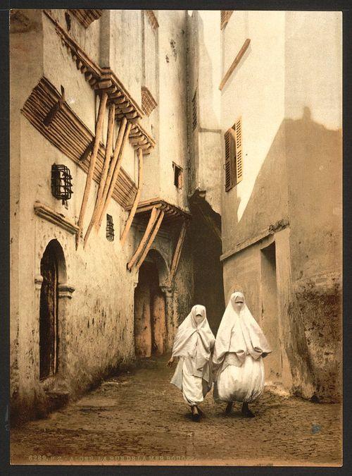 Algeria, 1899