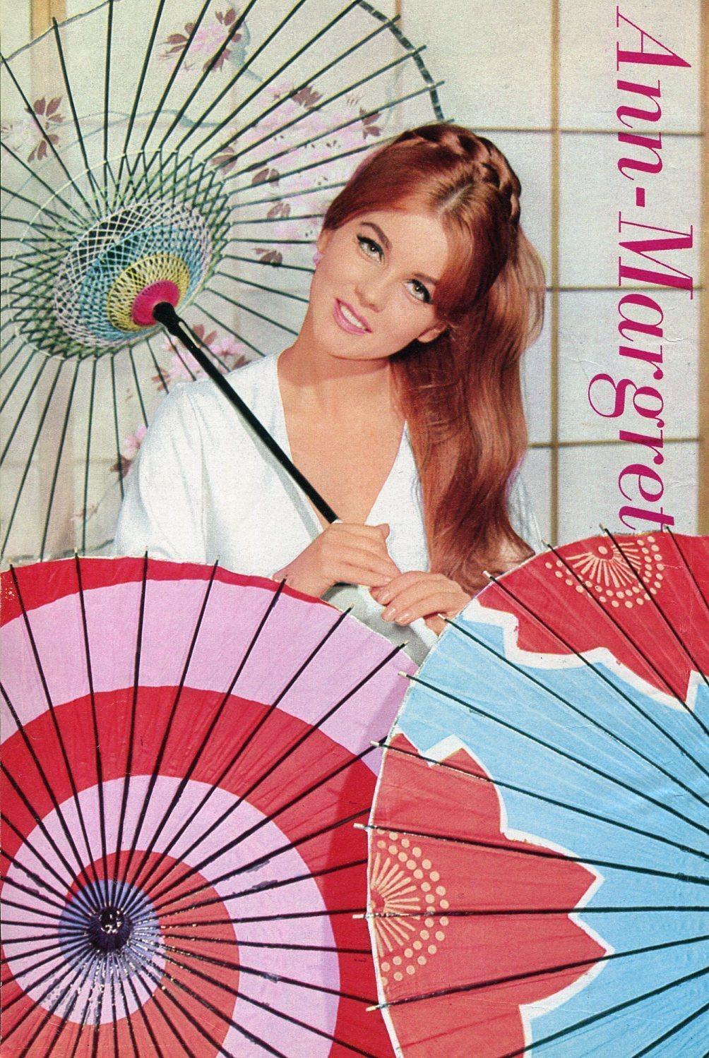 Ann-Margret in Japan