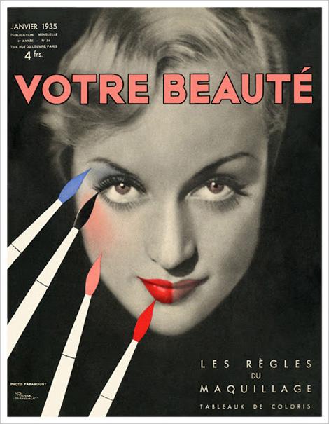 1935: Votre Beaute – Les Regles duMaquillage