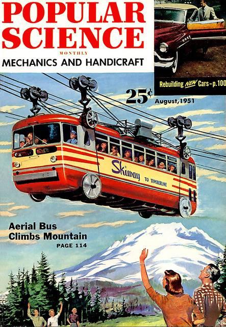 bus aerial