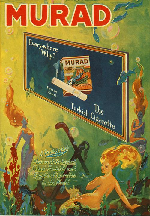 Murad Turkish Cigarettes