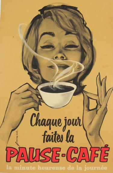 Chaque jour faites lapause-cafe!