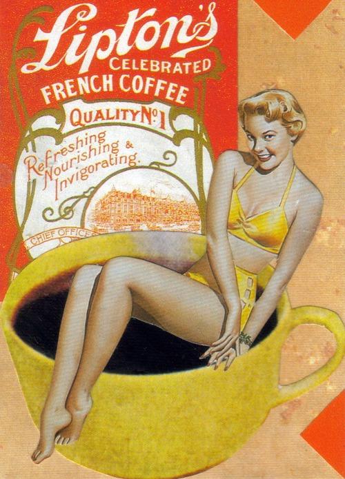 Lipton's Coffee