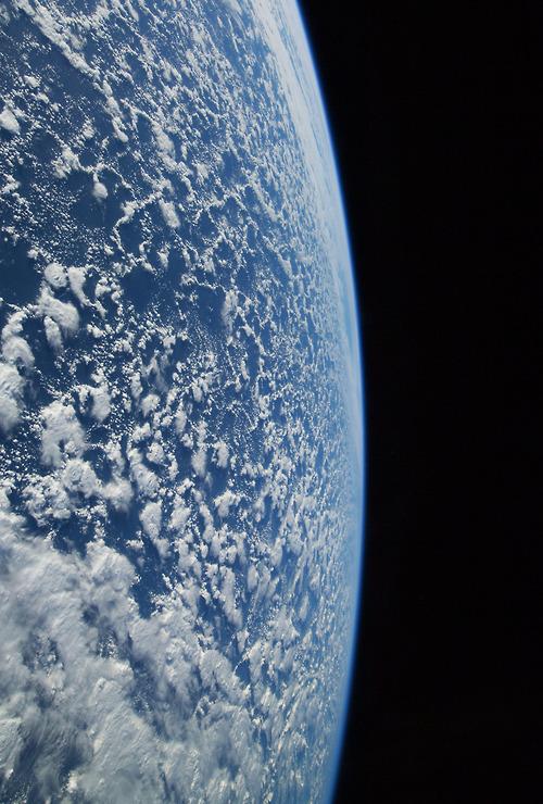 Pacific Ocean fromspace