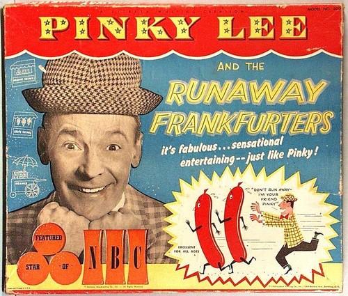 Pinky Lee and the RunawayFrankfurters!