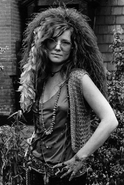 Janis Joplin, late1960s