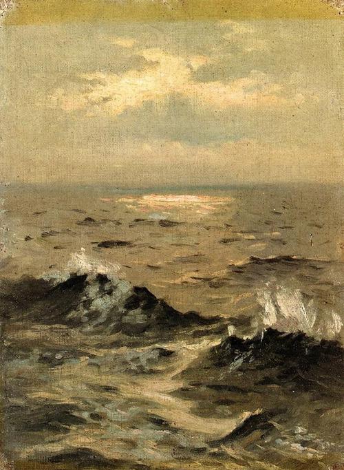 John Singer Sargent –Seascape