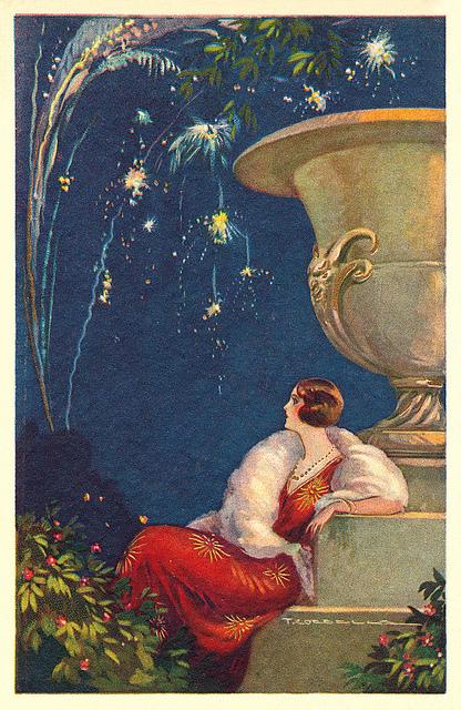 Fireworks 1910s