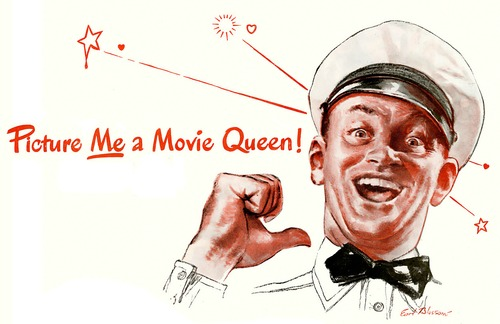 Picture ME a MovieQueen!