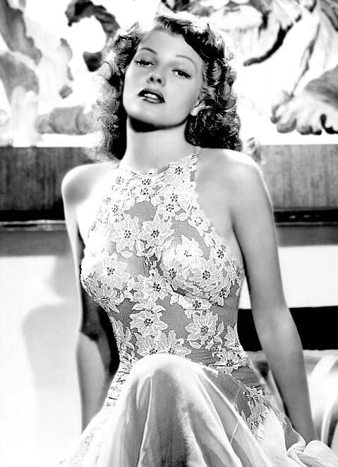 Rita Hayworth, photographed by GeorgeHurrell