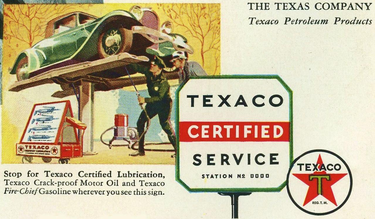Texaco Service
