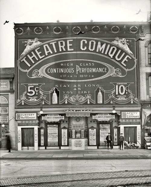 Theatre Comique (High Class Continuous Performance)