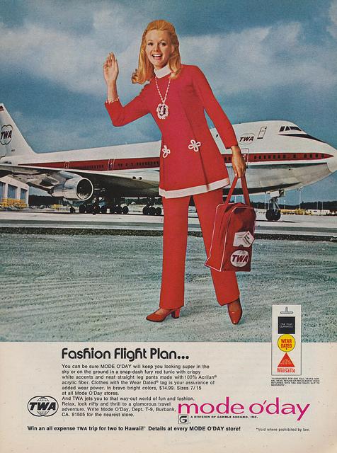 Fashion Flight Plan
