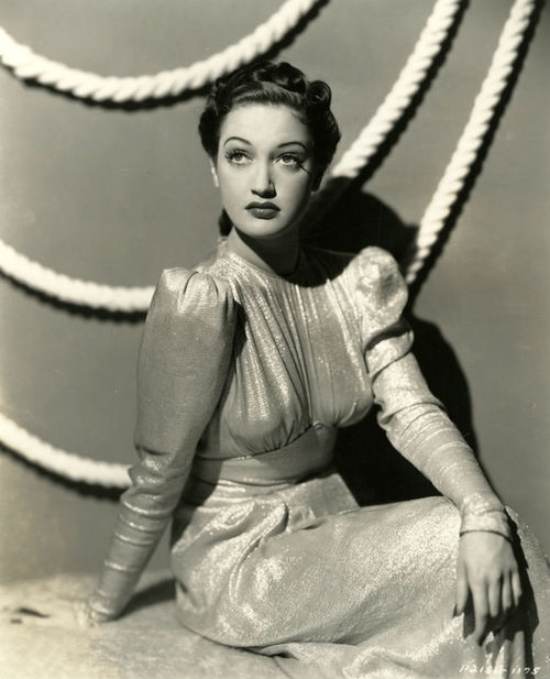 dorothy lamour personality