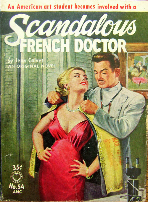 Scandalous French Doctor