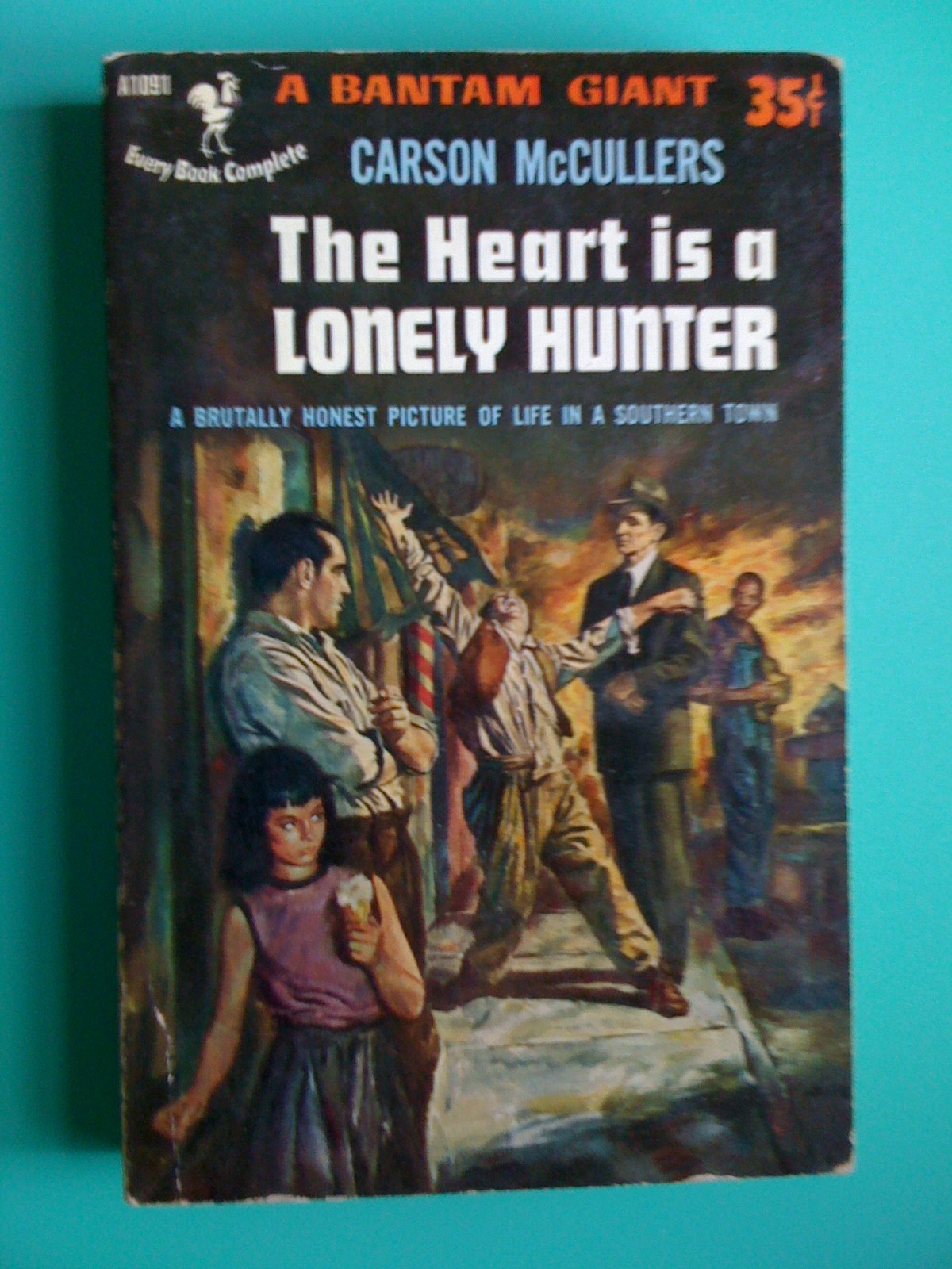 analysis: the heart is a lonely hunter essay Brief summary of the book the heart is a lonely hunter, by carson mccullers.