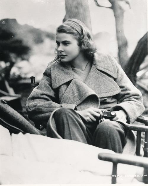 Ingrid Bergman, 1939