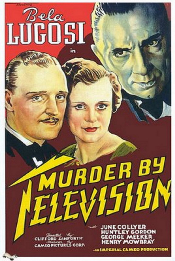 Murder by Television,1935