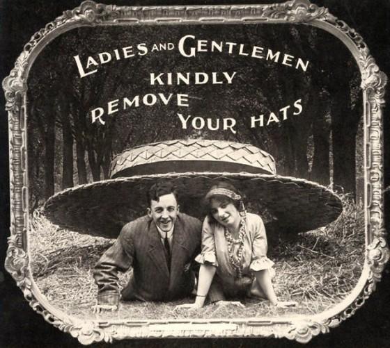 remove hats