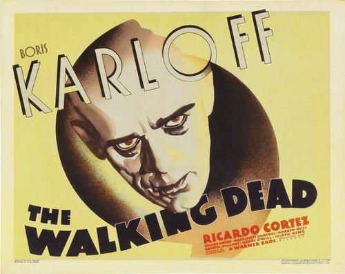 The Walking Dead, starring Boris Karloff,1936