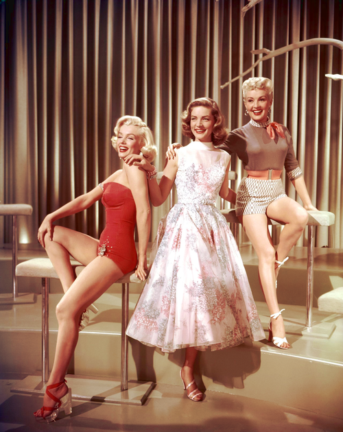 How to marry a millionaire lauren bacall - photo#23