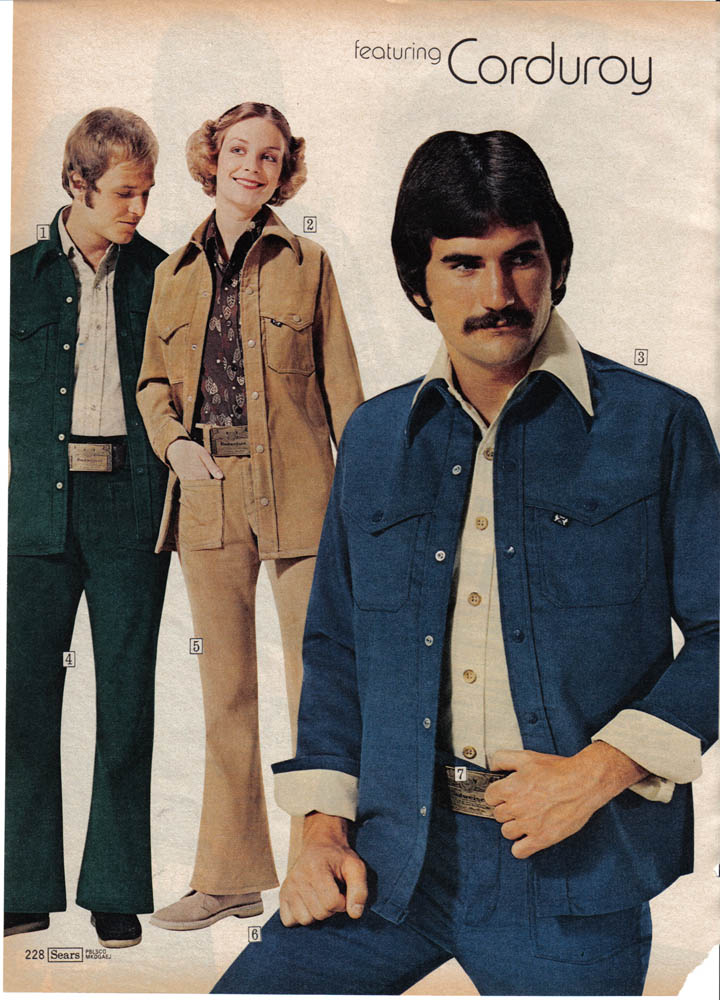 1970s Men's Fashions | Matthew's Island of Misfit Toys