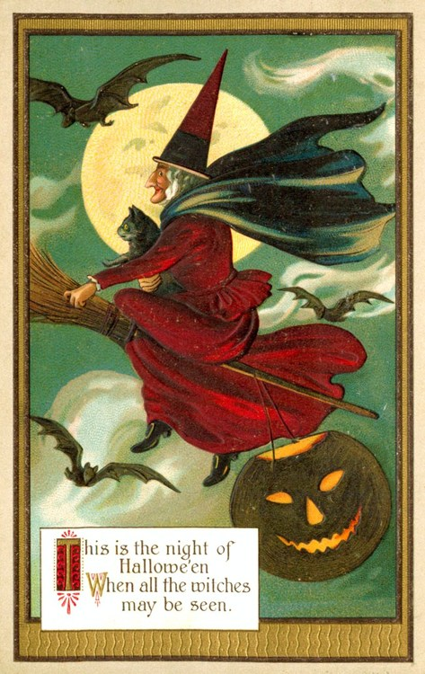 witch halloween 2525