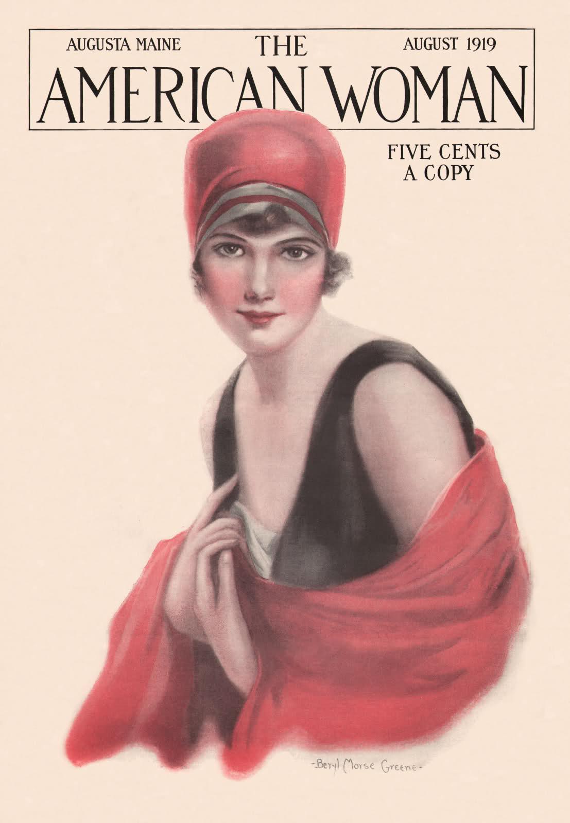 American Woman, 1919